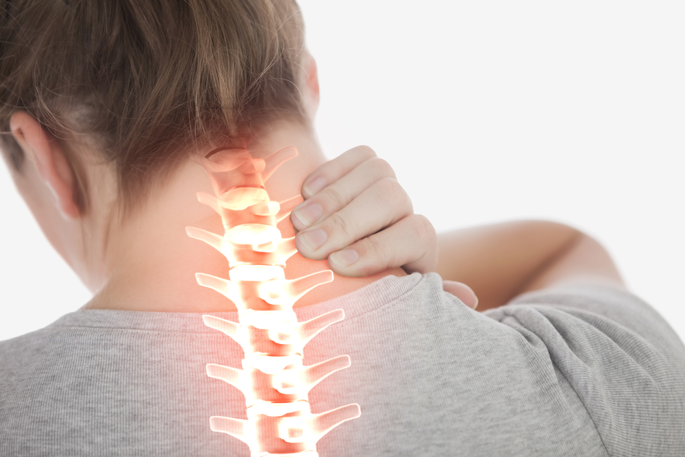 shutterstock 290089598 showing the concept of Cervical foraminotomy